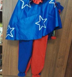 Новогодний детский костюм