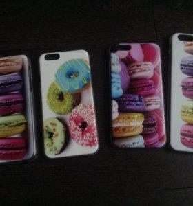 Чехлы на iPhone 6 , 6 s, 6+