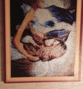 Картины набор из страз