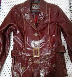 Новая куртка из натуральной кожи! Осень - весна🍁