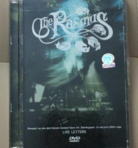 DVD диск Концерт группы The Rasmus