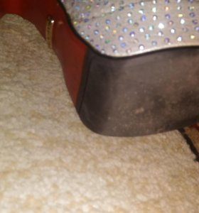 Туфли одеты 1 раз на свадьбу стразы все на месте