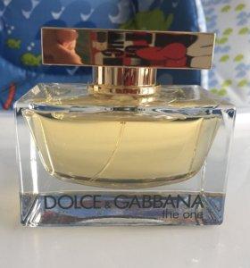 Dolce&Gabbana The One 75 ml Тестер