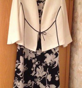 Платье+ жакет