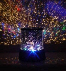 Ночник-проектор звездного неба «Галактика»