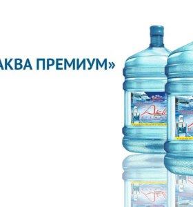 Доставка питьевой воды !!!