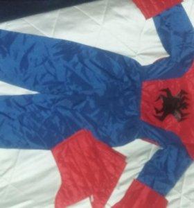 Карнавальный новогодний костюм Человек-Паук