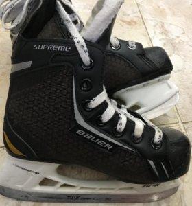 Хоккейные коньки Bauer supreme one. 4