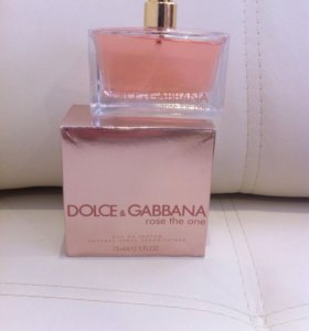 Парфюм D&G Rose the one