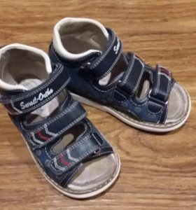 Ортопедические сандали бу 26 размер