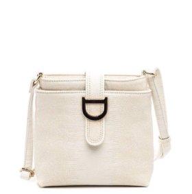 Evita сумка через плечо искусственная кожа НОВАЯ