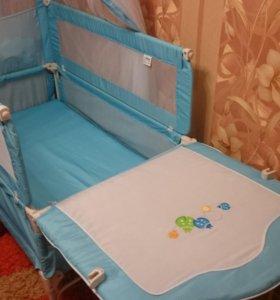 Многофункциональная детская кровать