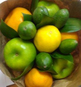 Букеты из фруктов и подарки