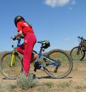 Велосипед детский горный Cube kid240