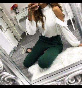 Легги под джинсы