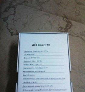 Телефон. Ark benefit m7