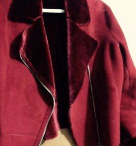Куртка косуха теплая