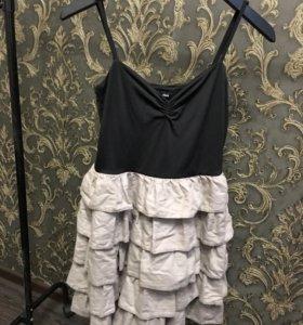 Платье HgM