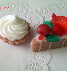 3D Набор Мыльных вкусняшек!!!