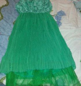 Платье летнее 40-42
