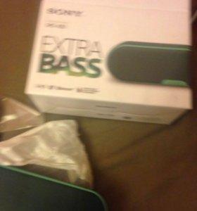 Беспроводная колонка Sony srs-xb2 extra bass