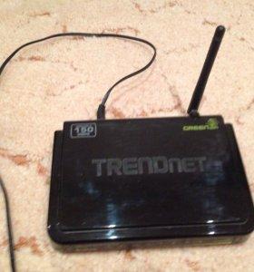 Wi-Fi роутер 150 mbs