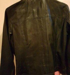 Кожаная куртка( натуралка)