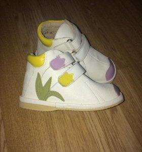 Новые ботиночки р.13