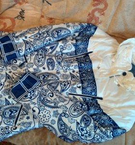 Отличная новая весення куртка Tafika 44р-р