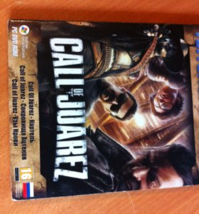 Диск call of Juarez