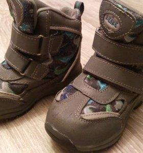 Зимние ботинки Reike