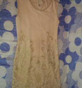Красивое вечернее платье 42-44