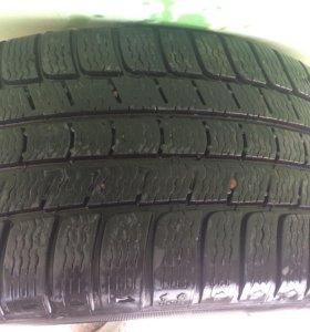 Michelin Pilot Alpin 245/50/18