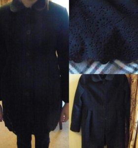 Пальто на осень зиму