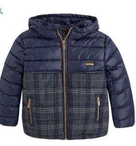 Новая куртка Майорал