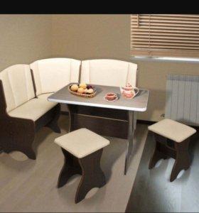 Кухонный уголок без стола и стульев