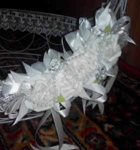 Корзины свадебные