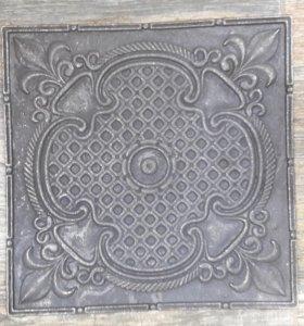 Чугунная плитка