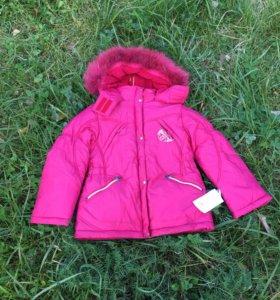 Новая куртка Tillson р134