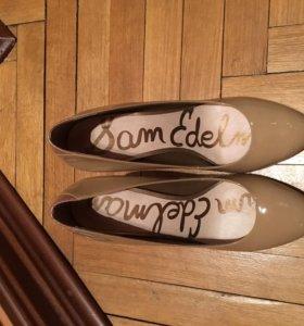 Туфли женские лакированные Sam Edelman