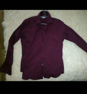 Рубашка Zara l-xl