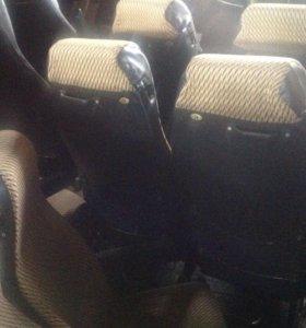 Кресла кожаные с подогревом