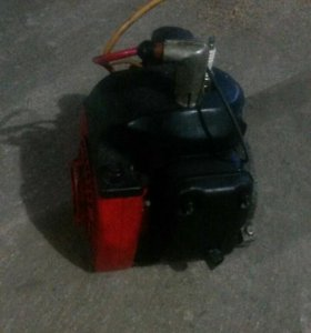 Двигатель от бензопилы УРАЛ