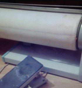 Гладильная машинка калина м