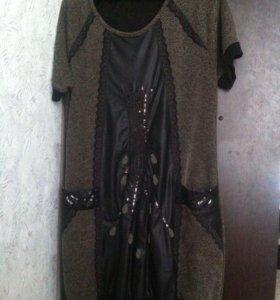 Платье-туника б/у