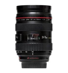 Прокат Canon EF 24-70mm f/2.8 L USM