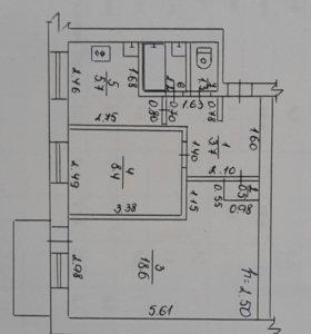 2-х комнатная квартира в центре Джанкоя