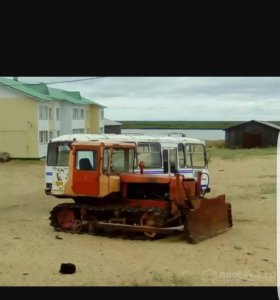 Трактор дт-75 болотник