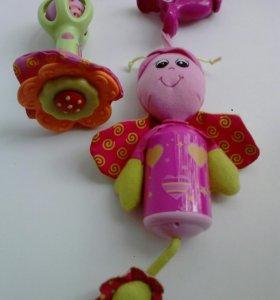 Игрушки Tiny love для малыша и другие