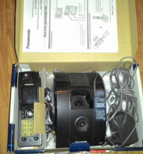 Телефон Panasonic kx-tcd815ru